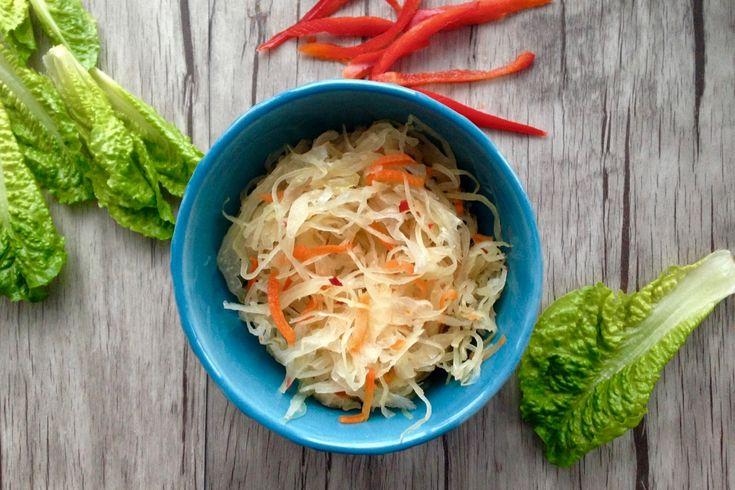 Le kimchi est un plat traditionnel coréen, composé de chou et de piments fermentés, et c'est un des aliments de base de la cuisine coréenne. S'il est connu depuis quelques…