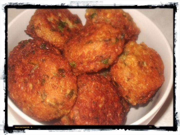 Γευστικοί Ρεβυθοκεφτέδες! -Chickpea Balls. Filenades.gr