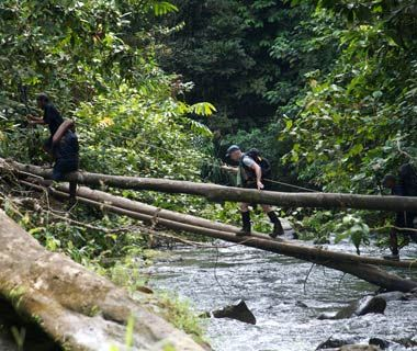 Kokoda Track, Papua New Guinea - one of the world's scariest hikes.