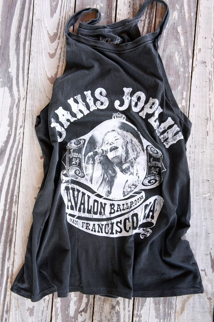 JANIS LIVE AT THE AVALON TANK - Junk GYpSy co.