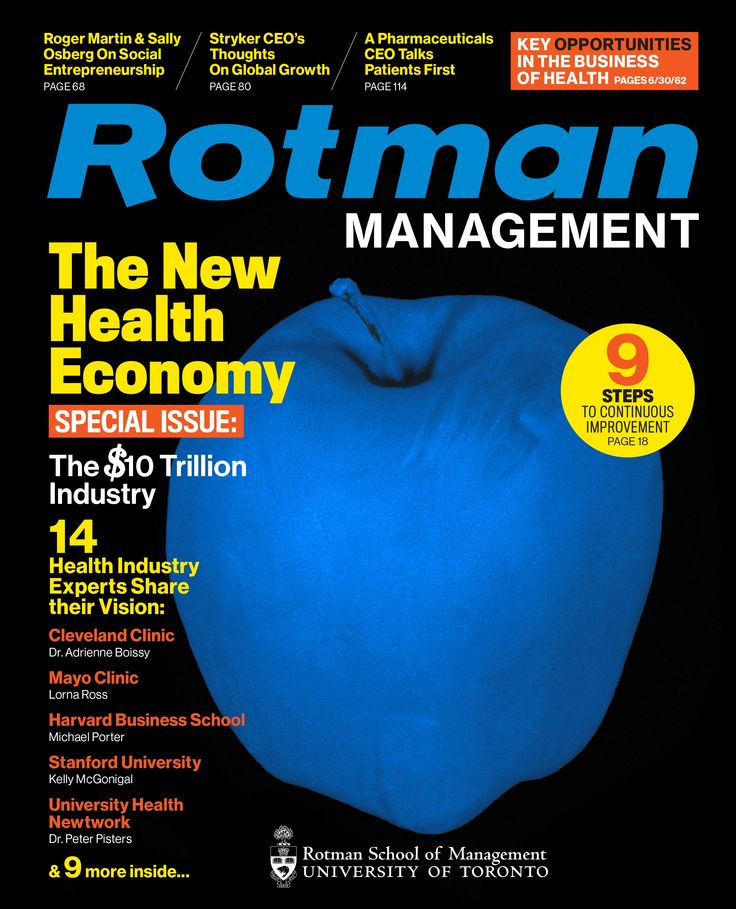 The Health Issue (Winter 2016)   Request a FREE trial issue: https://sequel4.publish2profit.com/SSS/ClientOrder.dwm?AccountID=Rotman&Campaign_No=189&Effort_No=368&Offer_No=133&MultiSourceCode=Free_Trial_Issue_Offer_Pinterest