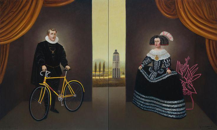 Gonzalo Cienfuegos, pintor chileno