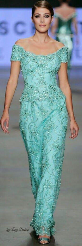Lucys blog  the haute stream...: Paul Schulten Spring/Summer 2015 Haute Couture MBF...