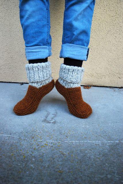 nolas slippers / maria carlander