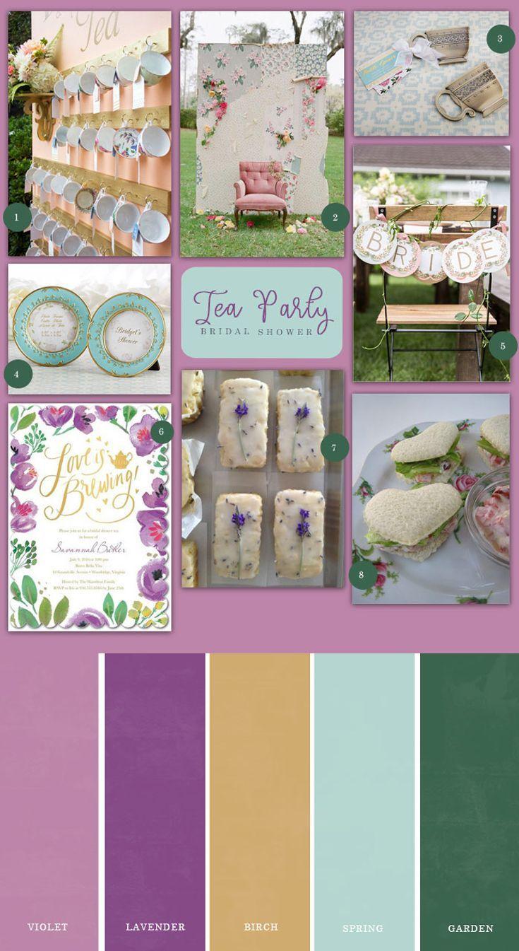 A Tea Party Bridal Shower 239 best
