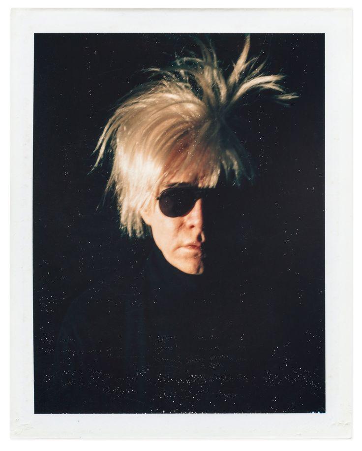 Galerie Bastian - Polaroids Andy Warhol