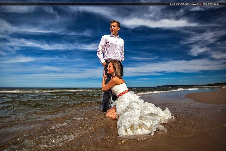 #weddingsession #weddings #bride #trashthedress #szysz…