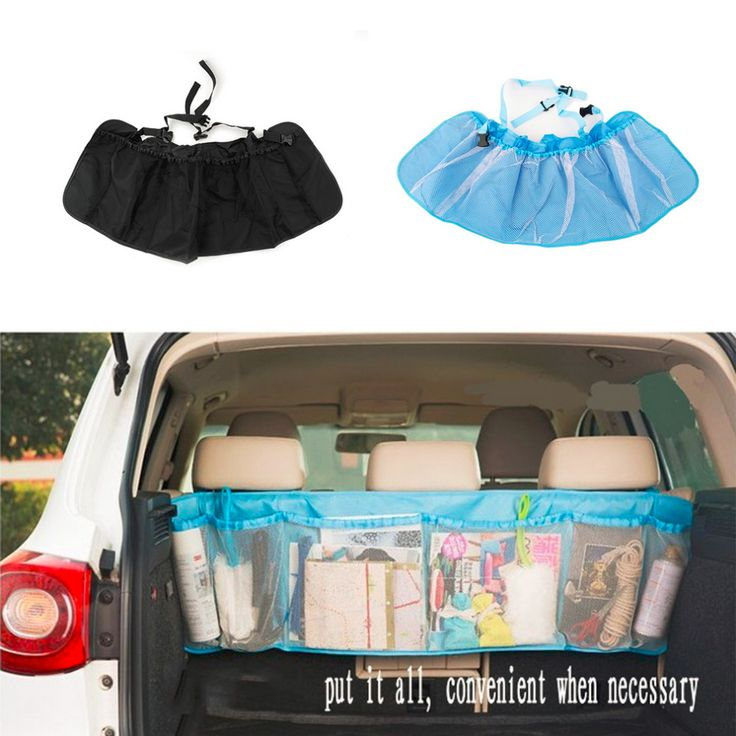 Car Trunk Organizer Seat Cover Toys DVD Storage Container Bags Automobiles pouch Auto Styling Accessories //Price: $10.18 & FREE Shipping //     #android