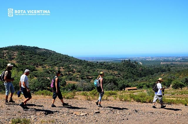 Rosalgar Mines by Rota Vicentina, via Flickr, Portugal
