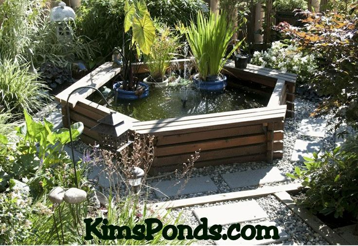 24 best images about kim 39 s ponds complete pond kits on for Garden pond supplies