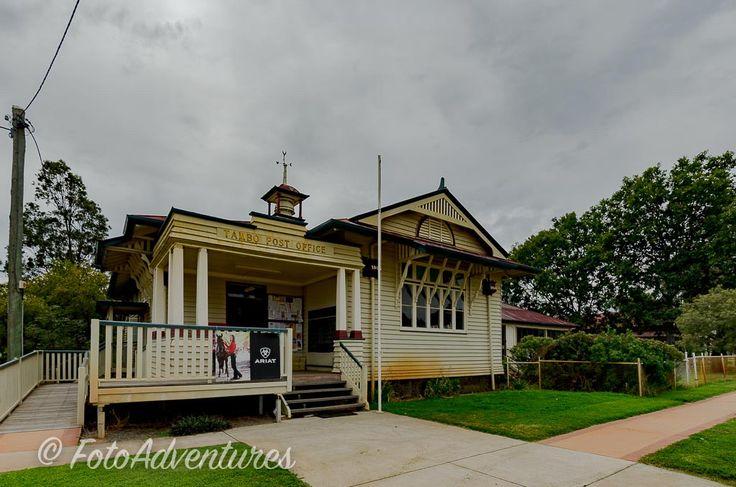 Tambo Post Office 1904