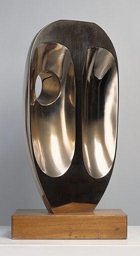 Barbara Hepworth - Vertical Forms (St Ives) 1968