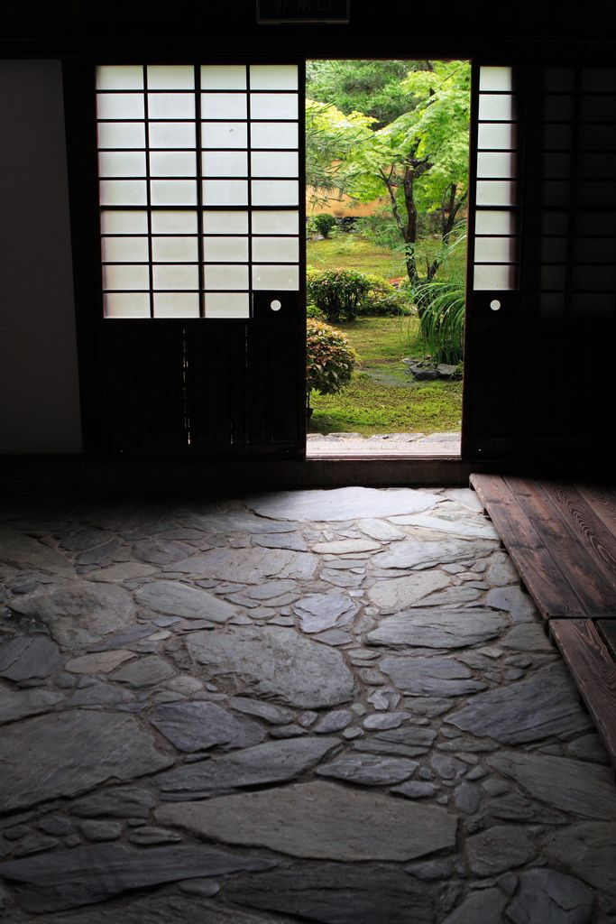japanese house, entrance/日本家屋、玄関