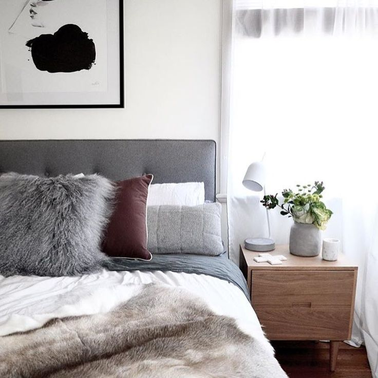 Winter Bedroom Style With Mint Interior Design Create Warmth And Texture In Your By Adding Woollen Fur Or Quilted Cushions Throws