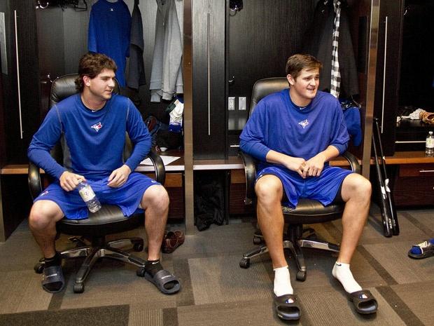 """Blue Jays' Chad Jenkins making the most of chance in bullpen"" From John Lott, National Post via bluejaysaggr.com"