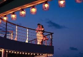 Disfruta de tu luna de miel en este crucero.