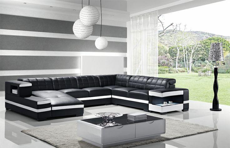 9 best canap cuir design images on pinterest forearm stand home design and home designing. Black Bedroom Furniture Sets. Home Design Ideas