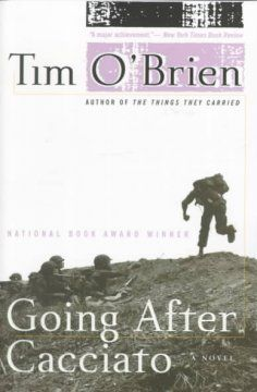 Tim obrien the best writer of his generation