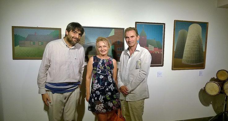 We wrześniu br. w mediolańska Hernandez Art Gallery pokazała wyjątkowo oryginalną sztukę polskiego malarza Ryszarda Lecha. Uważany jest on za prekursora malarstwa pikselowego. Jego twórczość wpisuje.. http://artimperium.pl/wiadomosci/pokaz/762,pikselowy-swiat-rzyszrda-lecha-w-mediolanie#.V_AsjvmLTIU