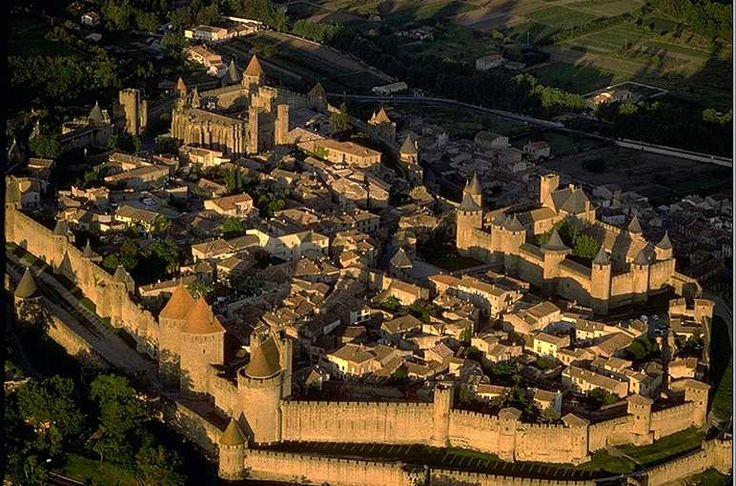 Passer une journée à Carcassonne