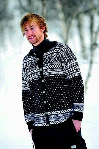 Ravelry: 15-34 Setesdal kofte pattern by Sandnes Design