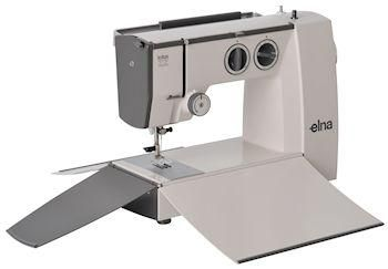 Elna Lotus sewing machine designed by Raymond Loewy,1964
