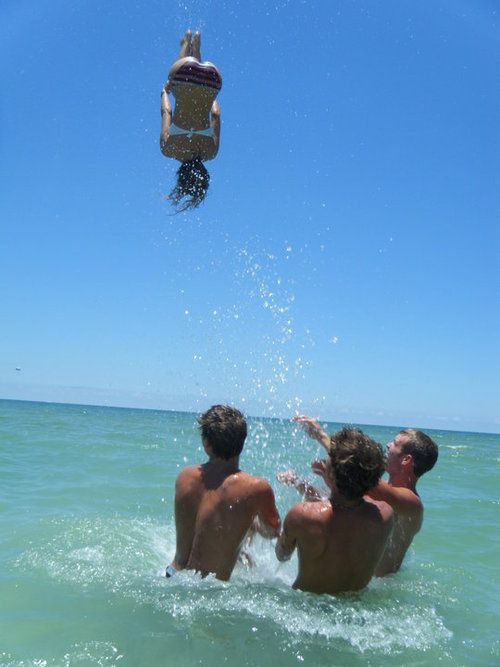 things to do on the beach #backflip