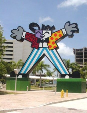 Britto Museum Miami Remebering The Places I Ve Been Pinterest Art Romero And Paris