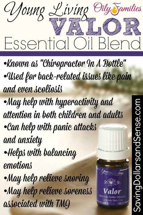 Valor Essential Oil, Says it's good for Scoliosis pain..I need some of this. Wish I had money to invest in oils