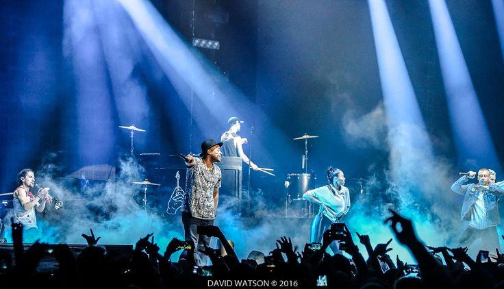 Macklemore & Ryan Lewis – Vector Arena   July 28, 2016