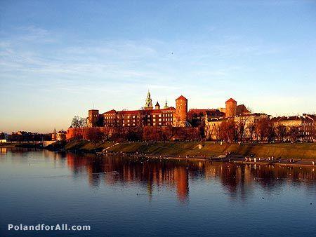 Krakow, Poland - Royal Castle. A definite! .. Someday...