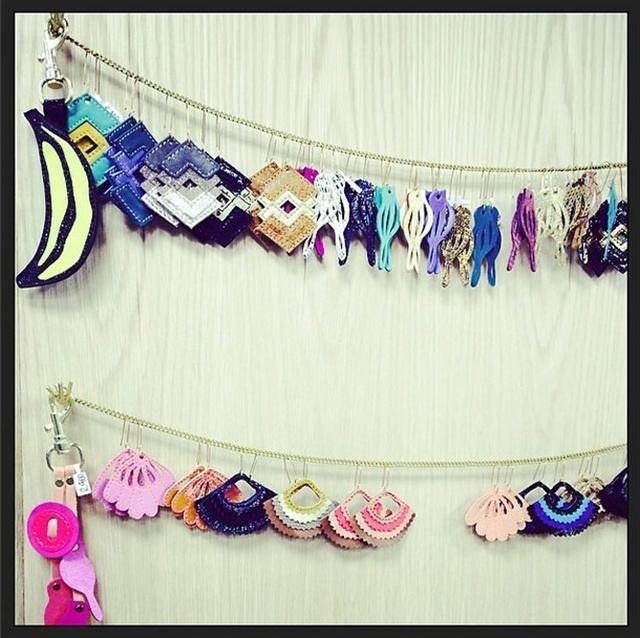 rooi rose Instagram - Earrings|Oorbelle #earrings #jewelry #fashion #accessories