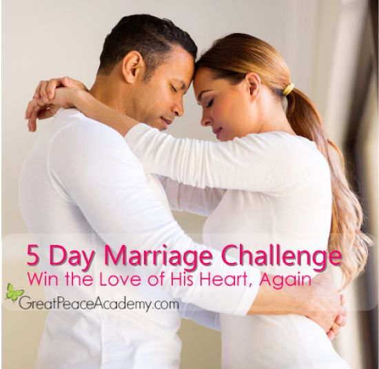 5 Day Marriage Challenge | Marriage Moments with Great Peace Academy family, marriage, love