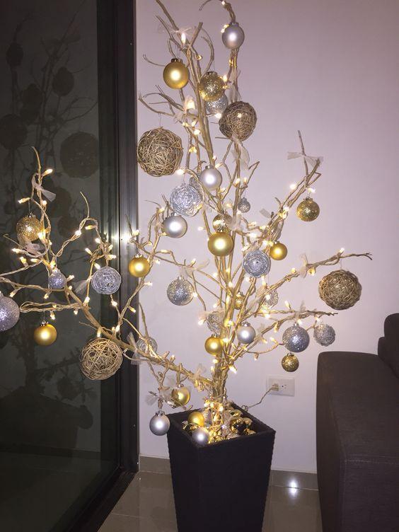 M s de 25 ideas incre bles sobre imagenes de arboles secos en pinterest arboles secos de - Como decorar un arbol seco ...