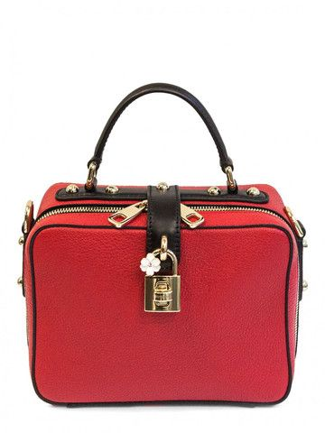 Dolce & Gabbana a mano vitello bottalato bag - LuxuryProductsOnline