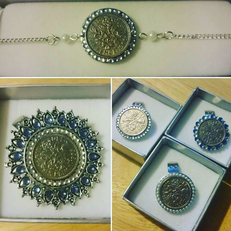 Some more orders that are now on their way. #luckysixpence #shoeclip #anklet #wedding #somethingold #somethingblue #sixpenceforyourshoe