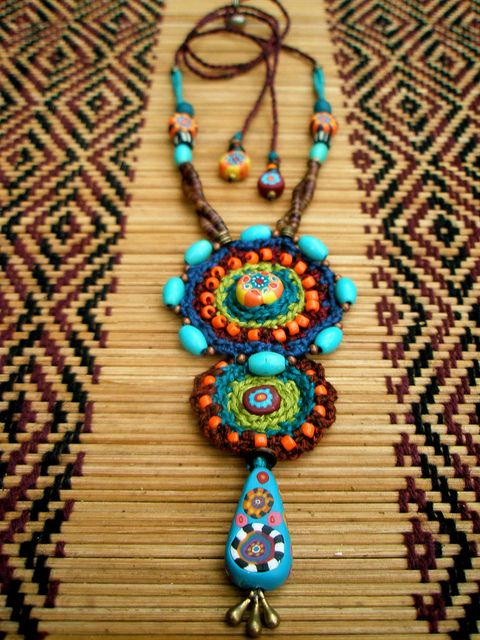~ My Tribe necklace ~ | Flickr - Photo Sharing!