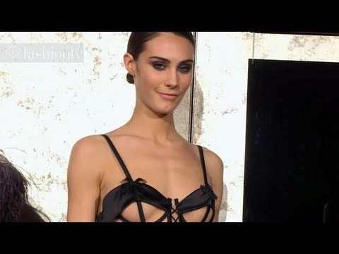 La Perla Black Label Lingerie Fall/Winter 2013-14 | New York Fashion Week NYFW | FashionTV