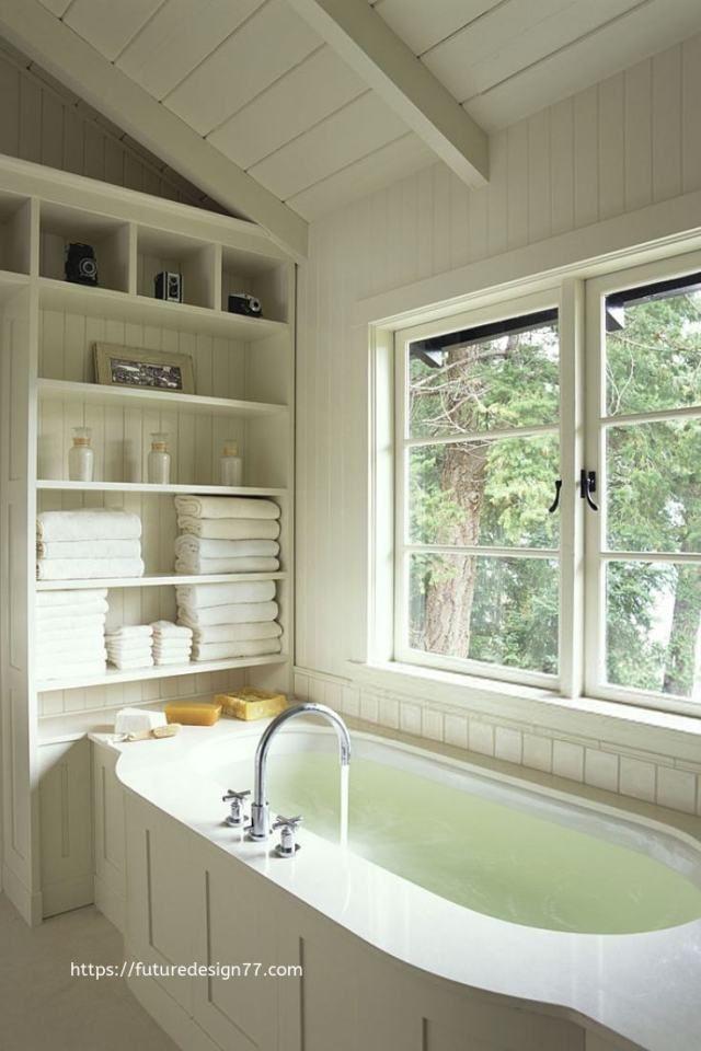 30 Excellent Bathroom Design Ideas You Should Have Modern Bathroom Decor Bathroom Interior Design Small Bathroom Makeover