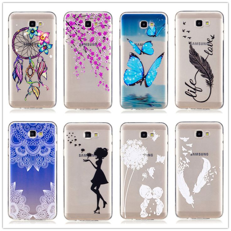 Colorful Soft Case For Samsung Galaxy J7 Prime Mandala Silicone Back Cover For Fundas Samsung J7 Prime Case Phone Shell Capa D15