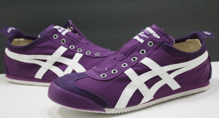 Women's Asics Onitsuka Tiger Mexico 66 Slip-on - IN HET PAARS!!!
