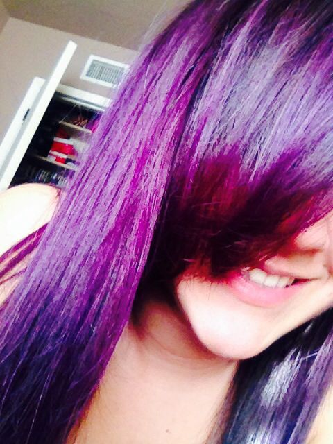 Purple Haze Manic Panic Pastel 26 best images about M...