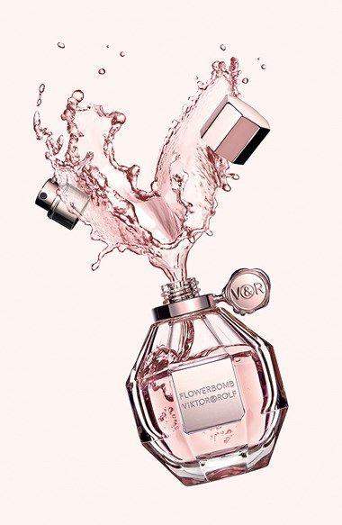 New favorite fragrance! 'Flowerbomb' by Viktor & Rolf.