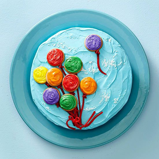 Creative Cake Decorating Ideas Easy Kids