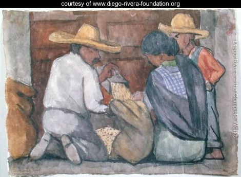 the life and contributions of diego rivera a prominent mexican painter This summer, kansas city is plastered with the iconic image of mexican painter frida kahlo her face, with its dark braids, thick eyebrows and hint of a.