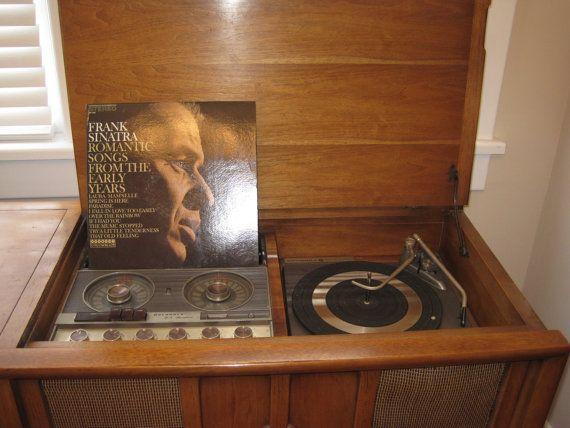 Motorola Hi Fi Stereo Listen To Your Vinyl Mid Century