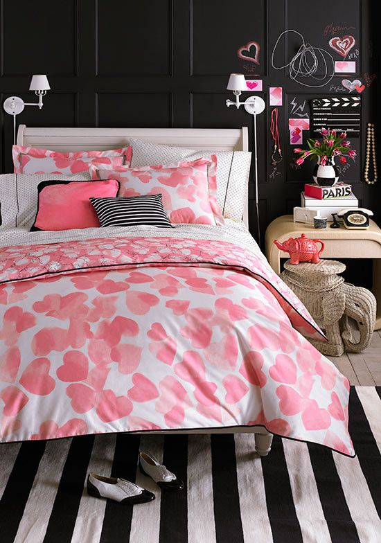 Girl's Guide 101: How To Decorate The Perfect Girly