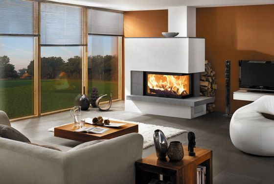 Caminetti chiusi | Stufe-camini | 89x49x..S | Austroflamm. Check it on Architonic