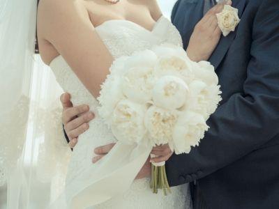 Zuspruch für Hochzeit - russische hochzeit
