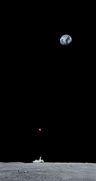 Lonely Astronaut
